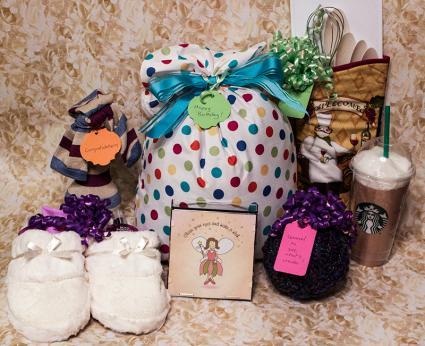 unusal gift wraps