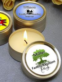 Family Reunion Candle