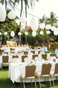 white party decorations