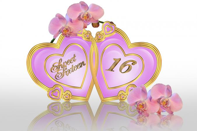 Sweet 16 Centerpiece Ideas Lovetoknow