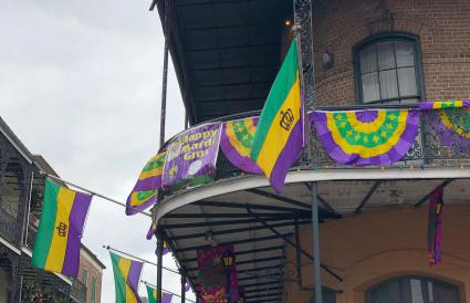 Carnival Season Decorations