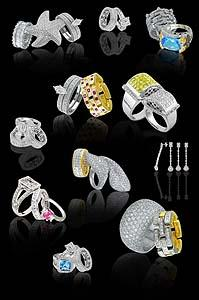 Selection of lovely rings