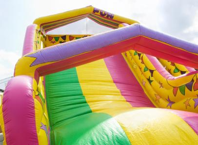 Add some extra fun with a party rental!