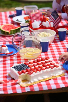 3. Fourth of July bingo. Perfect for indoor or outdoor fun, print out free patriotic Bingo cards online or design your own using construction paper and stickers.