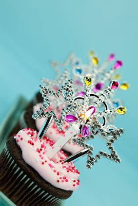 Be creative with party themes!