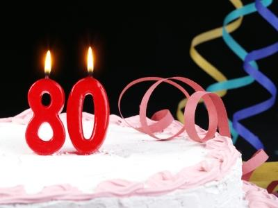 General Considerations For An 80th Birthday Party