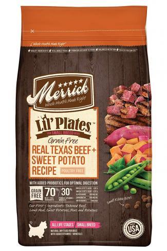 Comida para perros Merrick Grain Free