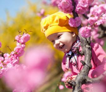 Natural Kids' Photography