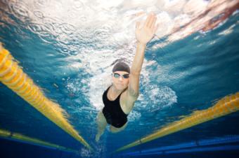 Photography of Women Underwater