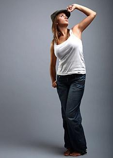 full-body photography pose