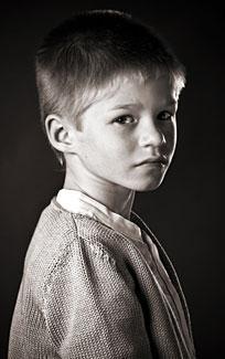 Angled Portrait