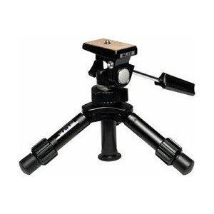 Slik Mini-Pro V Tripod with 2-Way Pan/Tilt Head