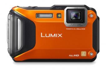 Panasonic Lumix DMC-TS5D