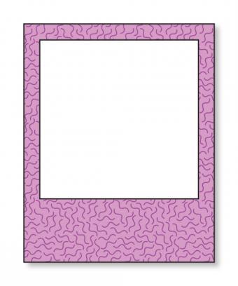 Light Pink Polaroid
