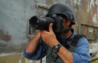 Career as a War Photojournalist