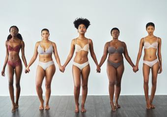 Female Body Photography for All Shapes