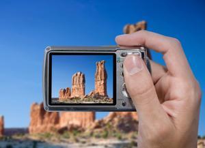 Parts of a Digital Camera