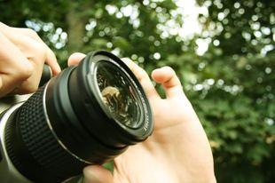 One of the differences in camera lenses is price.