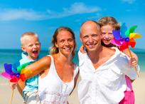 Family Portraits Outdoors