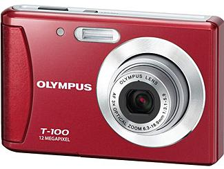 Olympus t100