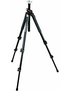 Manfrotto 190XPROB 3 Section Aluminum Pro Tripod