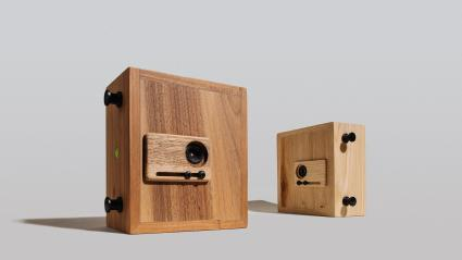Pinhole camera from IndustrieDelamont