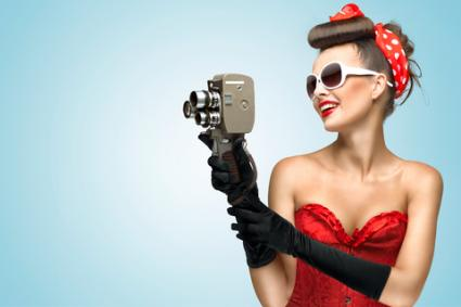 Pin-Up Photographer