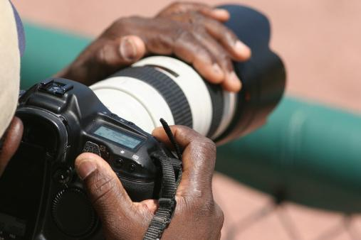 Photographing Sports