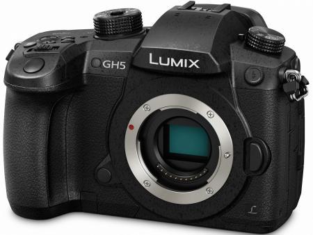PANASONIC LUMIX GH5 Body 4K Mirrorless Camera