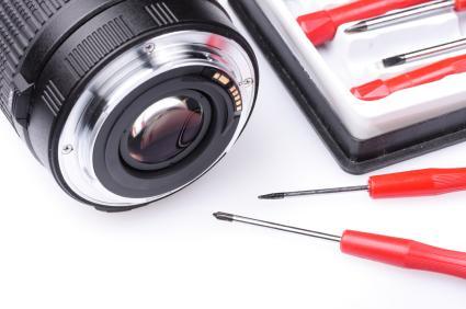 camera repair tools