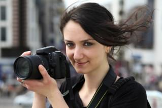 Become a photographer via freelance jobs.
