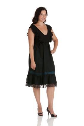 updated little black dress