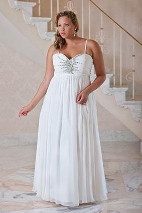 Starburst Gown Style SC7071 by Sydney's Closet