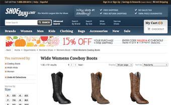 Shoebuy women's western boots
