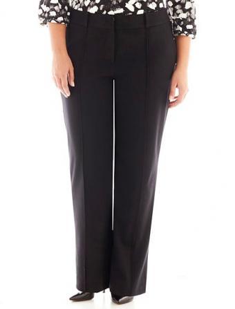 Where to Find Liz Claiborne Plus Size Pants