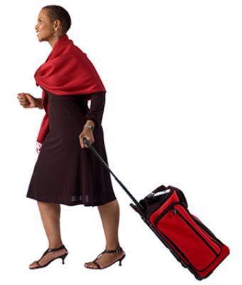 Plus Size Women's Travel Wear