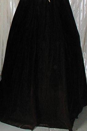 Customized Velvet Skirt