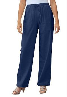 WomanWithin Linen Pant