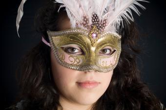 Plus Size Masquerade Costumes