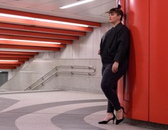 Women's Plus Size Tall Pants Options
