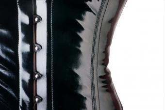 PVC corset