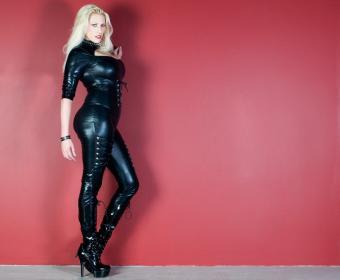 Plus Size Dominatrix Clothing