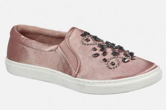 Bella Jeweled Sneaker