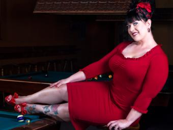 Plus Size Pin-Up Clothing