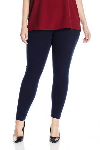 Lyssé Women's Plus Size Denim Legging