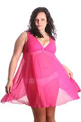 Queen Size Sexy Nightgown