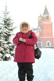 woman wearing snow pants