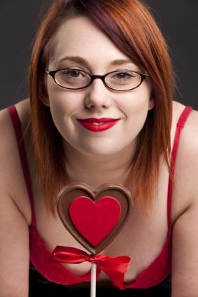 plus size valentine's lingerie