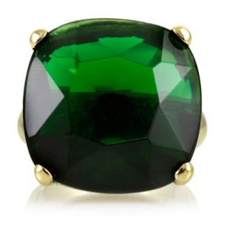 Morgan's Faux Emerald Ring from Amazon.com