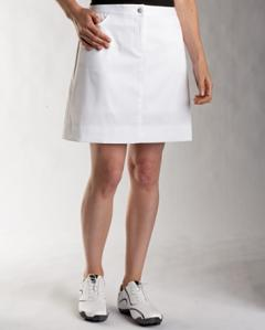 Core White Tech Skort from Cutter and Buck